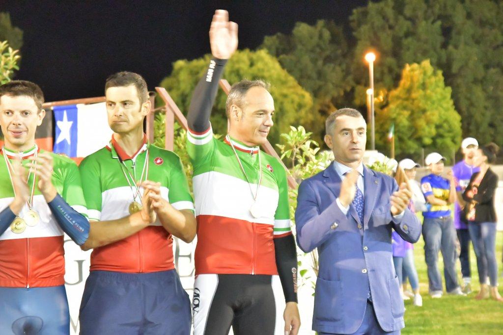 """Campionati Paralimpici, il """"cuore"""" della Sei Giorni"""