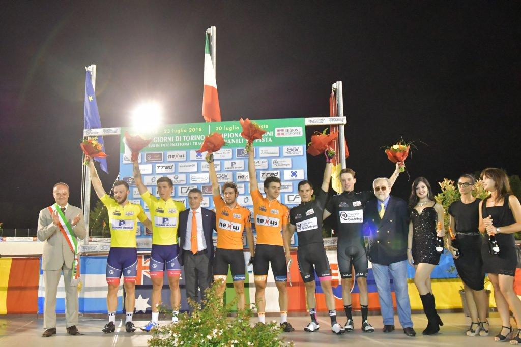 Viel e Yallouris trionfano alla Sei Giorni di Torino