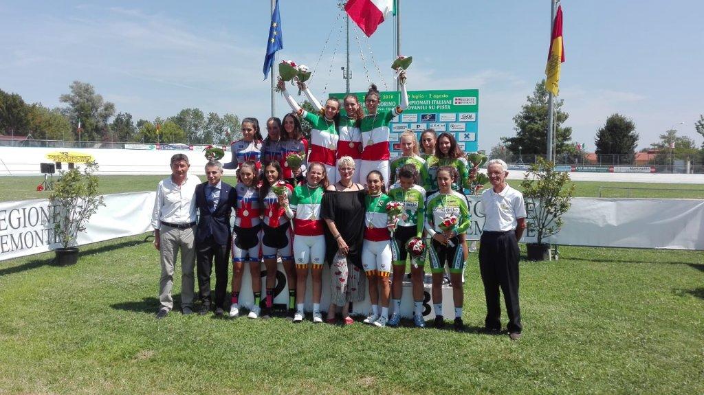 Terminati i Campionati Italiani Giovanili