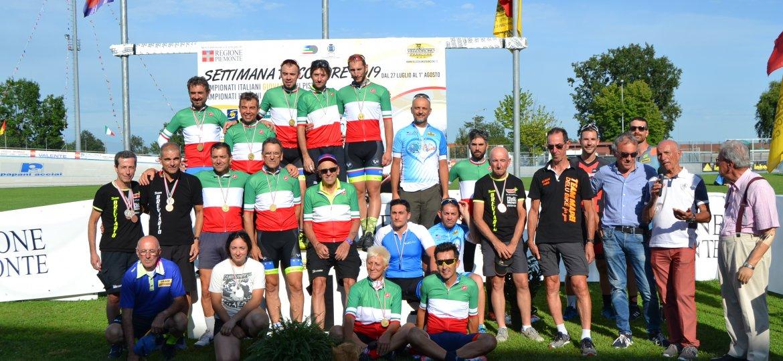 Campionati Italiani Amatori_I vincitori delle maglie di specialità