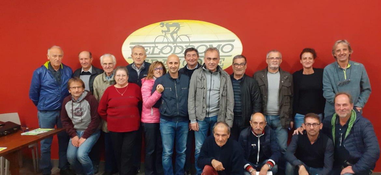 Foto di gruppo Velodromo